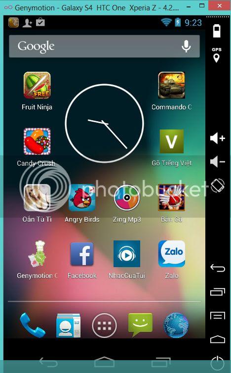 570 Hướng dẫn giả lập Android trên máy tính   Chơi game Android trên PC