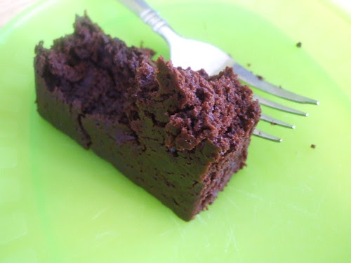 chocolate cake for Elliott