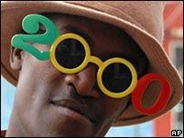Celebraciones del año 2000 en Etiopía