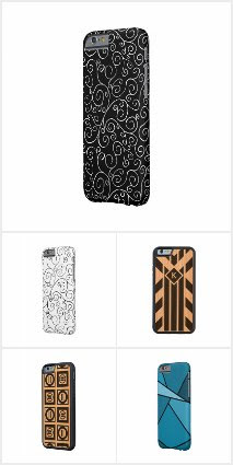 Distinctive iPhone 6/6S Cases