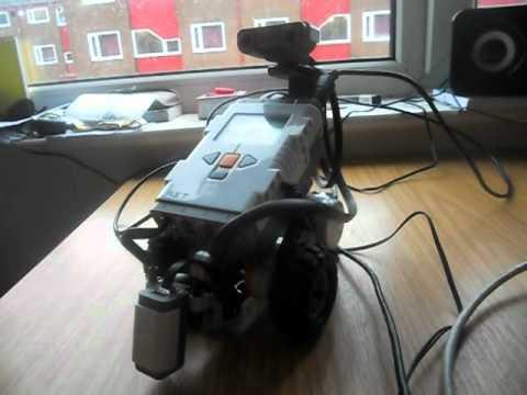 Camera Lego Mindstorm : Testing motors and sensors of lego mindstorm nxt using labview how