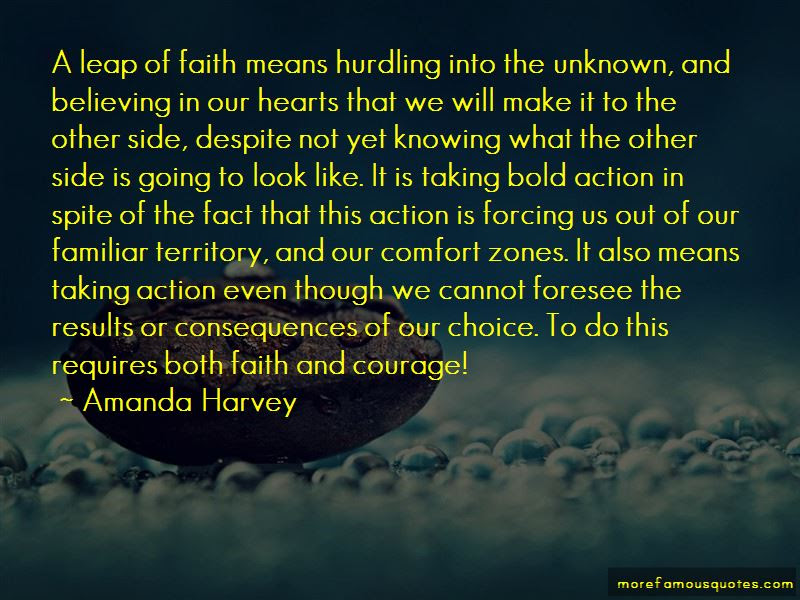 Taking A Leap Of Faith Quotes Top 9 Quotes About Taking A Leap Of