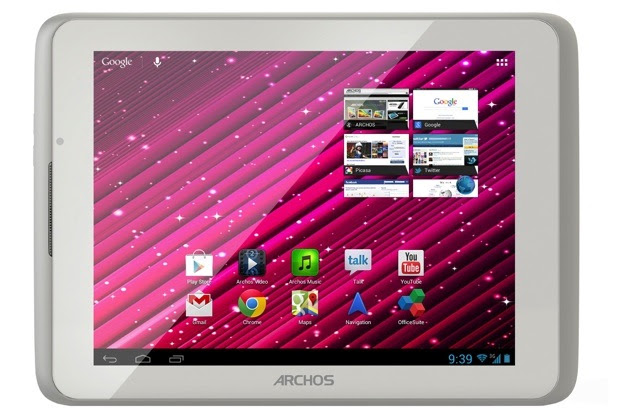 Archos intros Xenon 80 8inch tablet, delivers Jelly Bean and 3G for $200