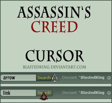 Assassin's Creed Cursor