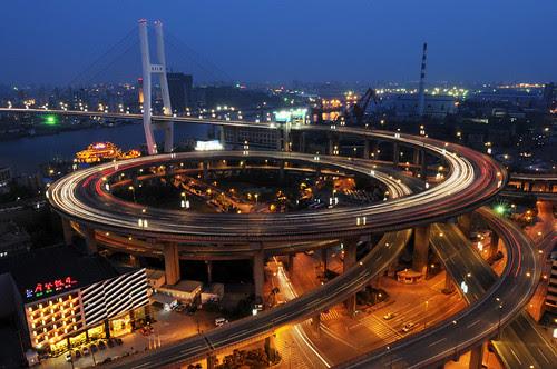 Chine 中国 - Shanghaï 上海 por Thierry B