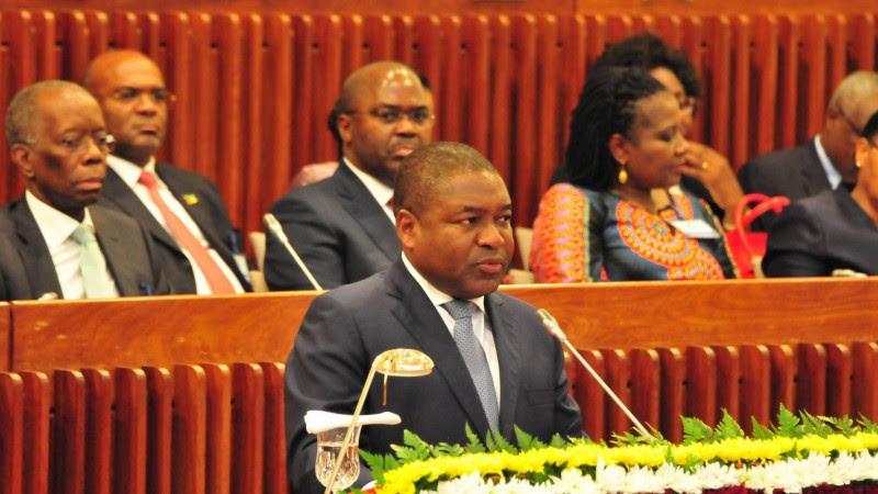 Resultado de imagem para Informe geral da Nação Moçambique
