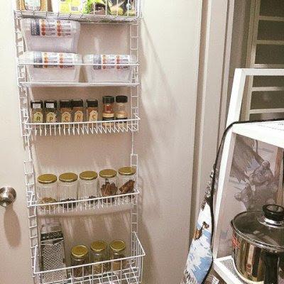 6 Tip Susun Atur Barang Dapur  Yang Selalu Berselerak