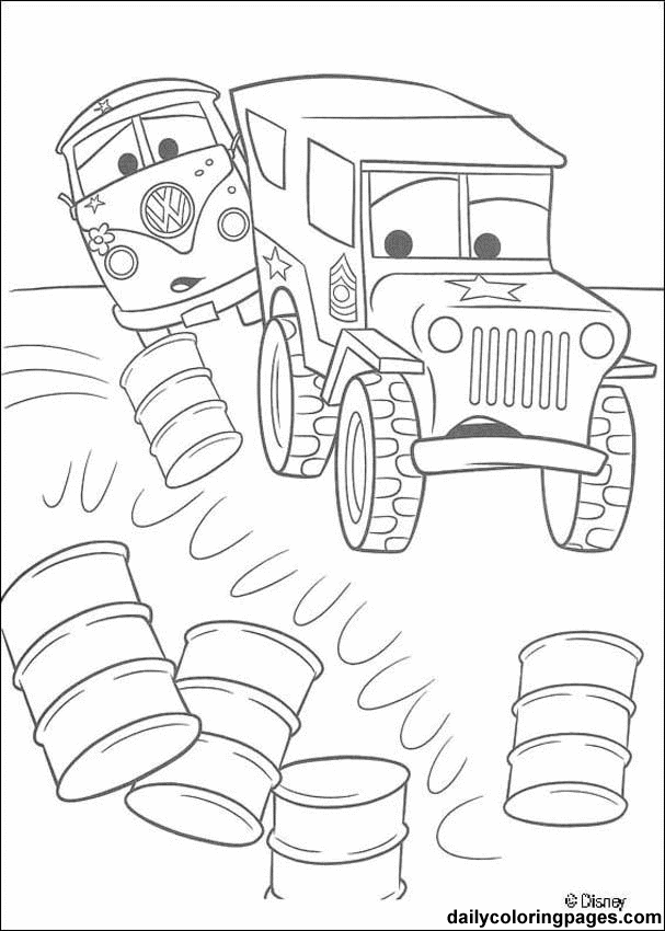 Coloring Pages Disney Cars  AZ Coloring Pages