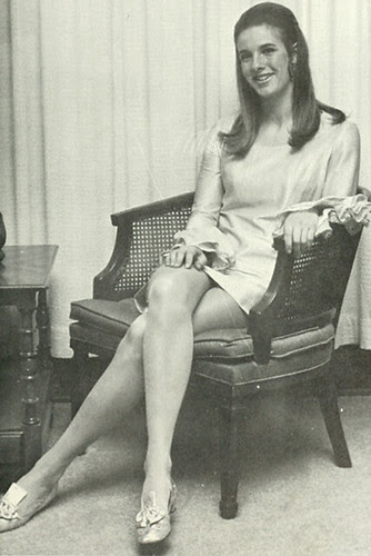 vintage miniskirt