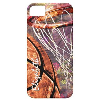 Girls' Basketball iPhone SE/5/5S Case