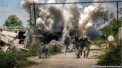 Is This Ukraine War Photo A Fake?