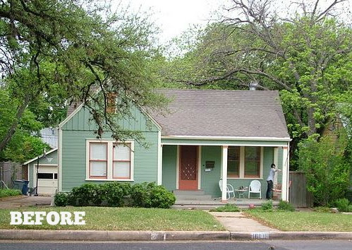1938 Bungalow in Austin TX BEFORE