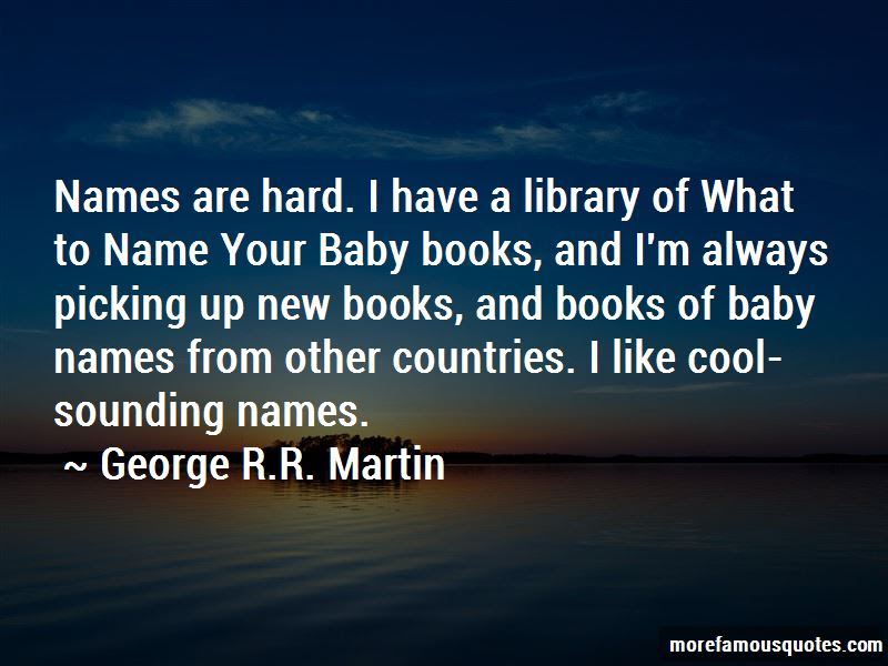 Quotes About Baby Names Top 23 Baby Names Quotes From Famous Authors
