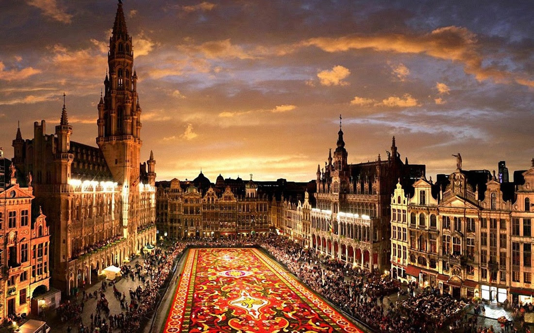 Vacation To Belgium Top Web Travel