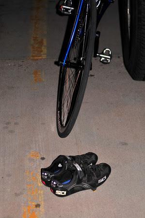 missing pedaler