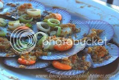 capiz in oyster sauce