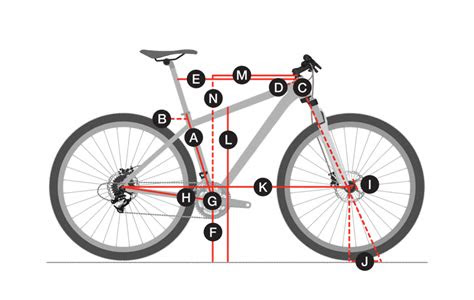trek  superfly carbon geometry chart