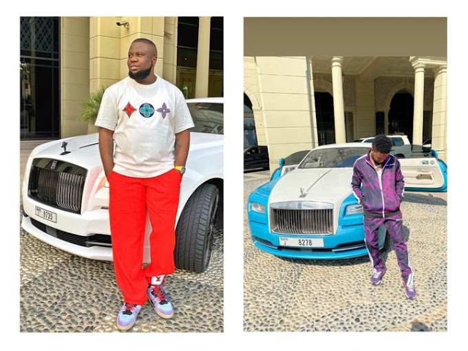 ANOTHER HUSHPUPPI IN DUBAI (IPREACH WEALTH) AND ALSO BREED FROM OWORO.
