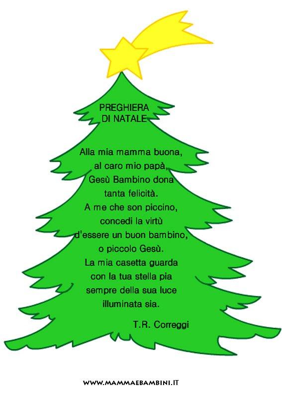 Frasi Sul Natale Per Bambini Scuola Infanzia