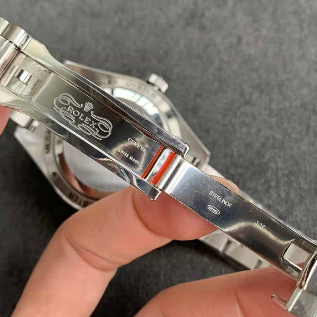 Rolex Label Noir Clasp