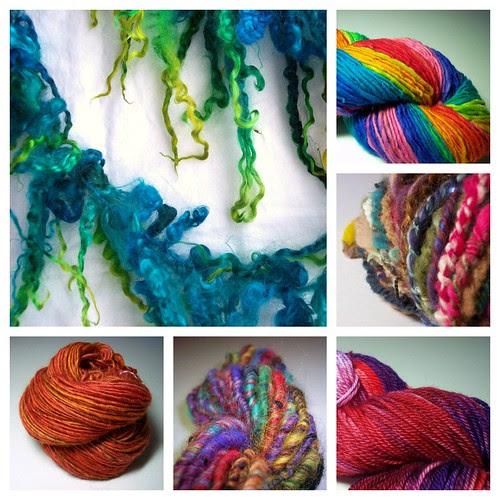 Threeravens Yarn and Fiber