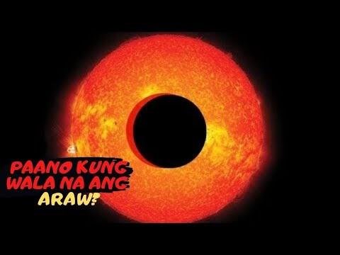 Paano Kung Mawala ang ating araw?
