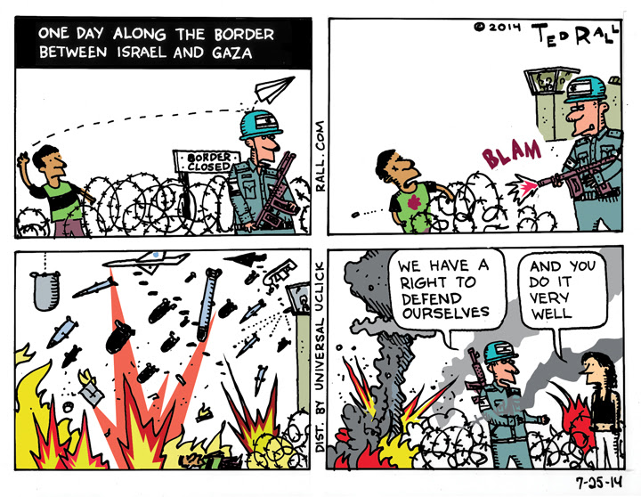 Clueless in Gaza