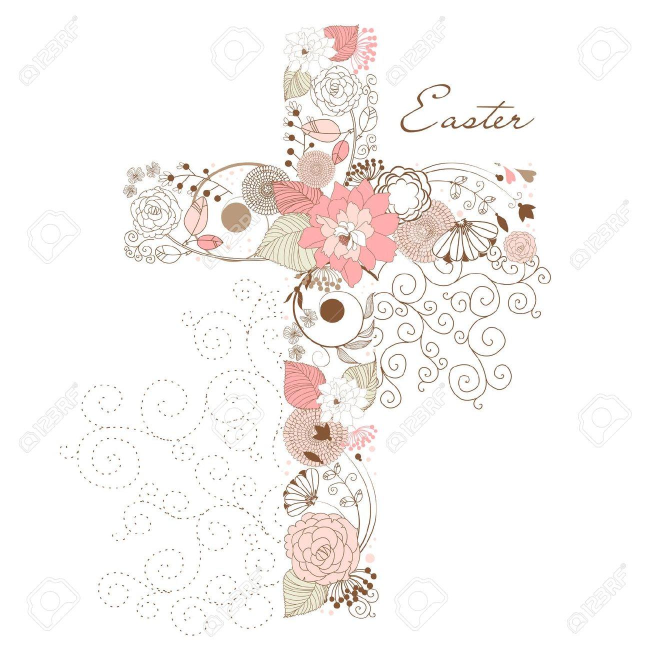 Clipart Croix De Jesus