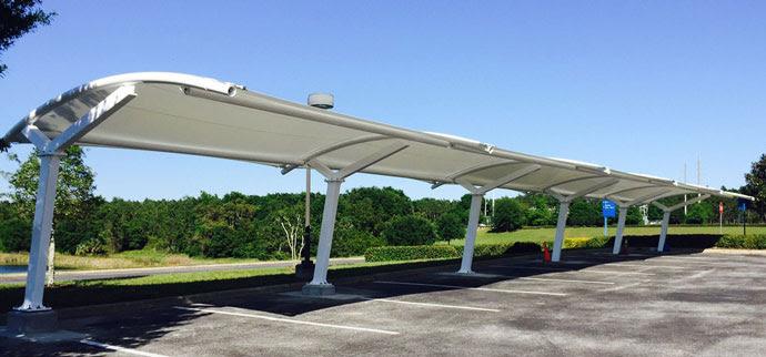 Cantilever Shade & Carports