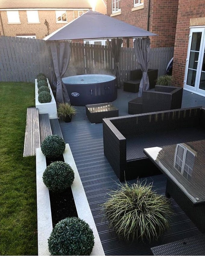 20+ #Minimalist #Garden #Design #Ideas #For #Small #Garden - 20+ Minimalist Garden Design Ideas For Small Garden - Small garden design ideas are not simple to find. The small garden design is unique from other garden designs. Space plays an essential role in small garden design ideas. The garden should not seem very populated but at the same time it should give a complete whole to the home.