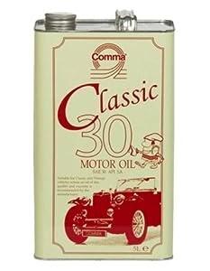 Comma Classic Car Oil