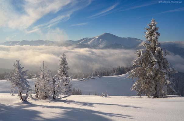 Χειμώνας στα Καρπάθια Όρη (13)