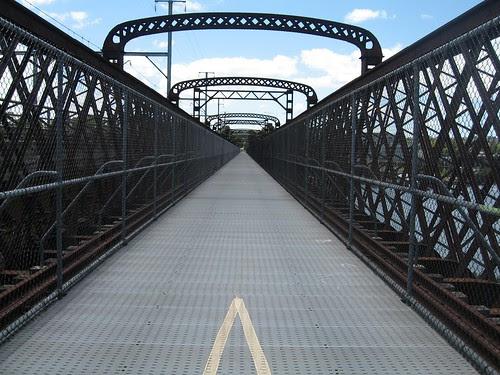 Meadowbank Rhodes Railway Bridge