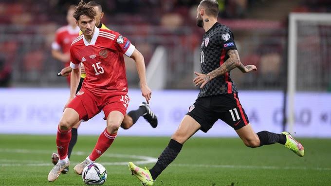 Дебют Карпина: Россия играет с Хорватией в отборочном турнире ЧМ-2022