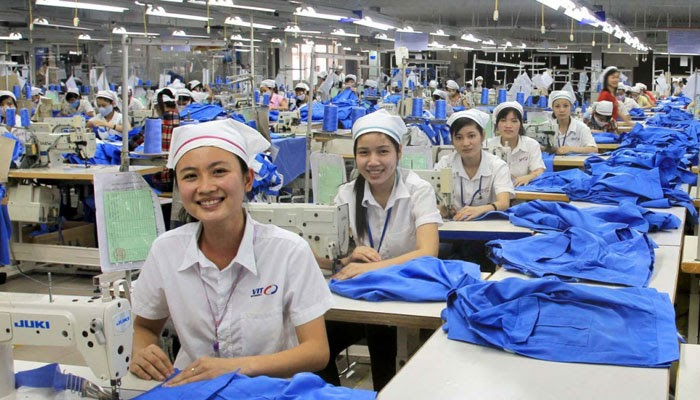 9mode clothing manufacturer garment company in vietnam