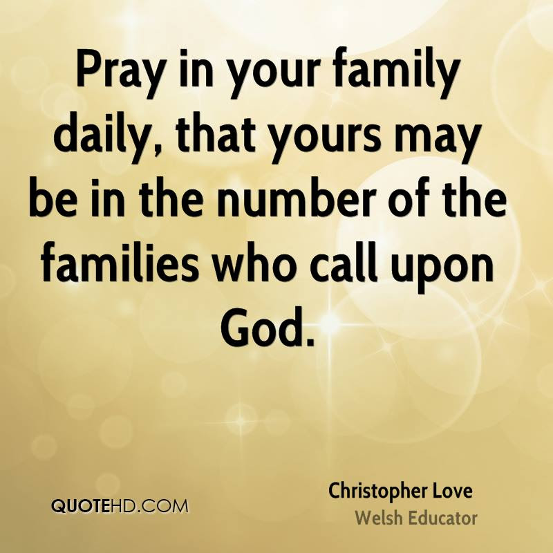 Christopher Love Family Quotes Quotehd