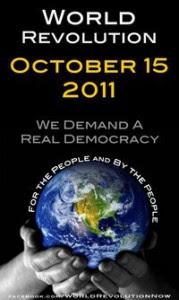 World Revolution 2011. október 15.