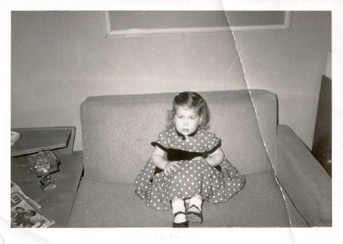 Big Chair Little Girl