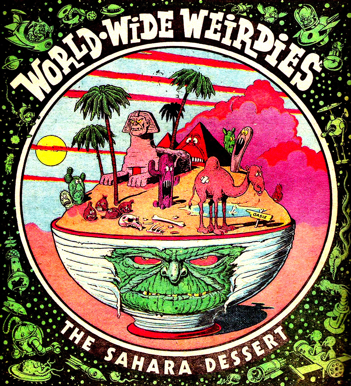 Ken Reid - World Wide Weirdies 23