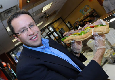 Jared from Subway | Tacky Harper's Cryptic Clues
