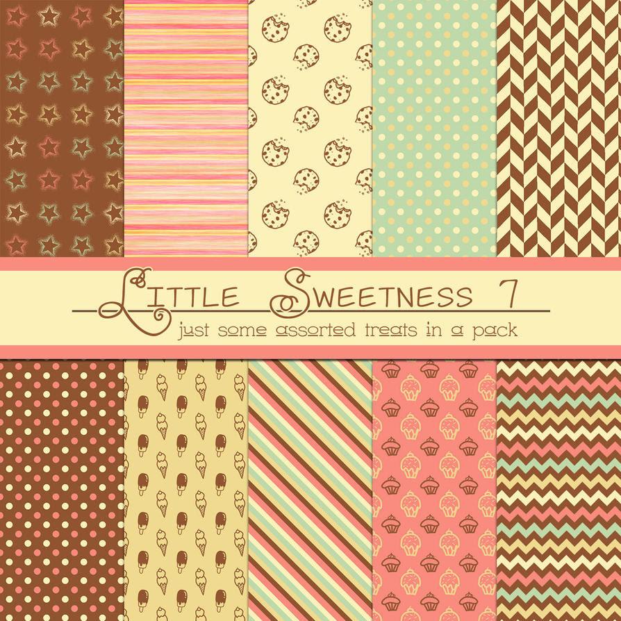 Free Little Sweetness 7 by TeacherYanie