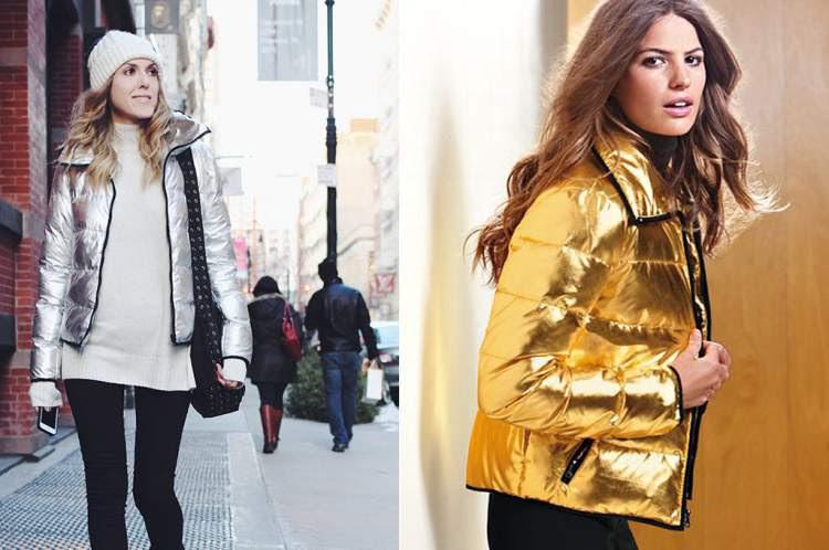 Jaqueta Puffer entre as tendências de casacos para o inverno 2018