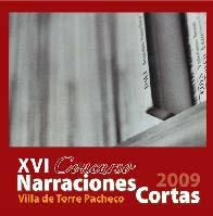 XVI Concurso de Narraciones Cortas Villa de Torre Pacheco