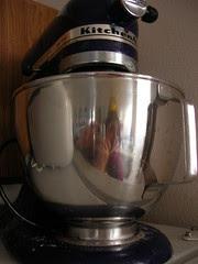 KitchenAid reflection