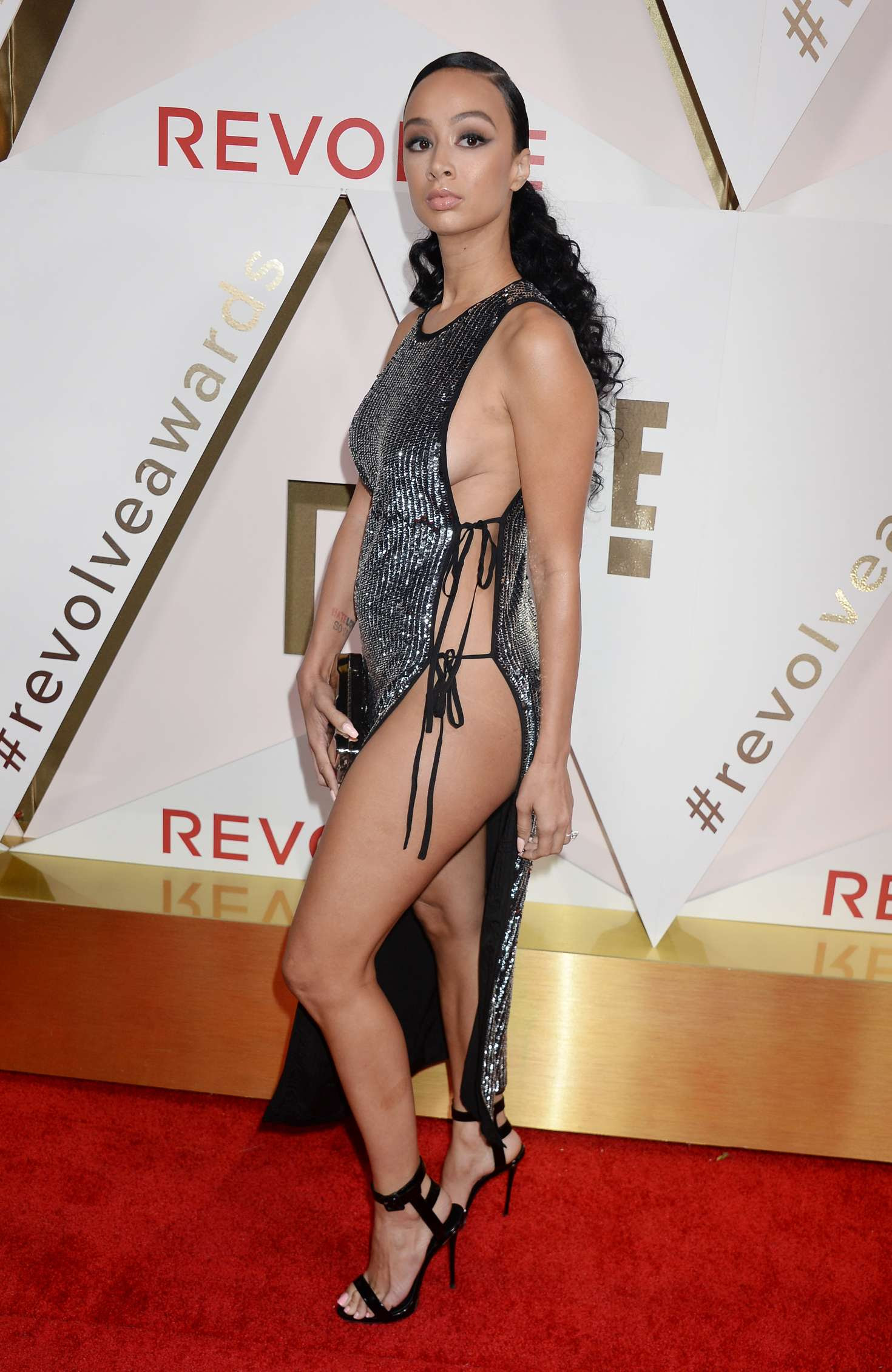 Draya Michele – #REVOLVE Awards 2017 in Hollywood