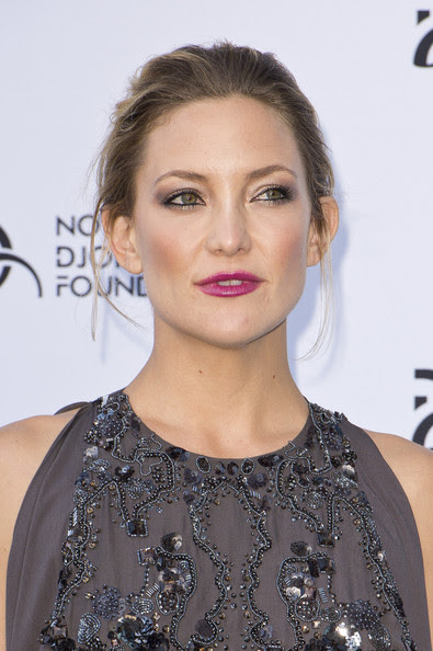 Kate Hudson's Plum Perfection