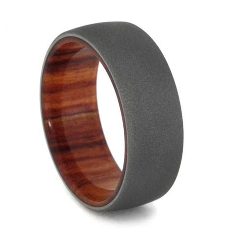 Best 25  Wood wedding bands ideas on Pinterest   Wood