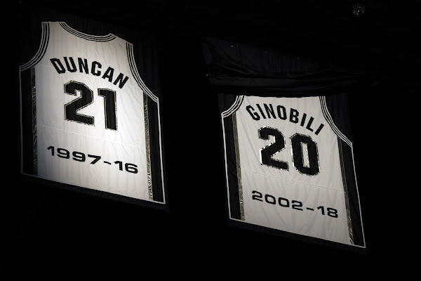 d09e56f9283 Google News - Spurs retire Ginobili jersey in emotional ceremony ...