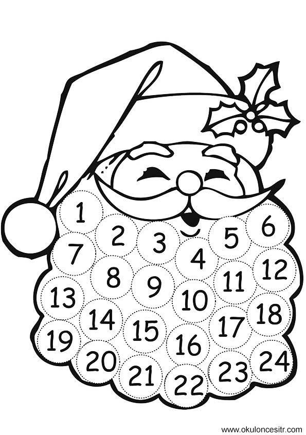 Noel Baba Etkinliği Okulöncesitr L Preschool