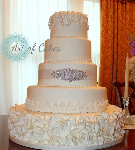 Art of Cakes   Wedding Cake   Maryville, TN   WeddingWire